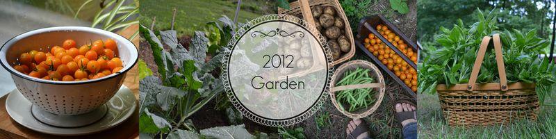 2012 garden banner