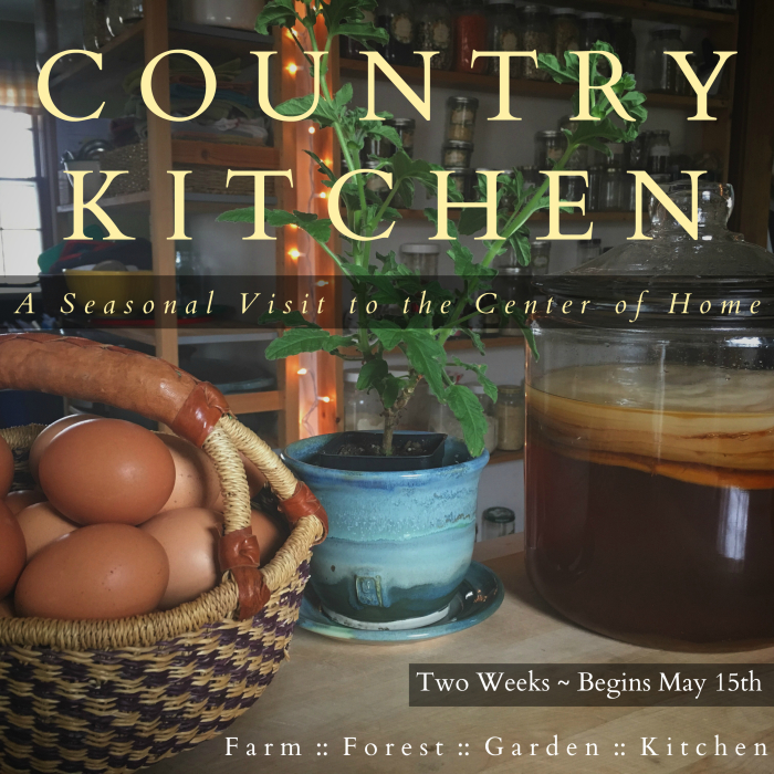 Country kitchen new date